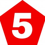 FivePoints_5pentagonsolid_red